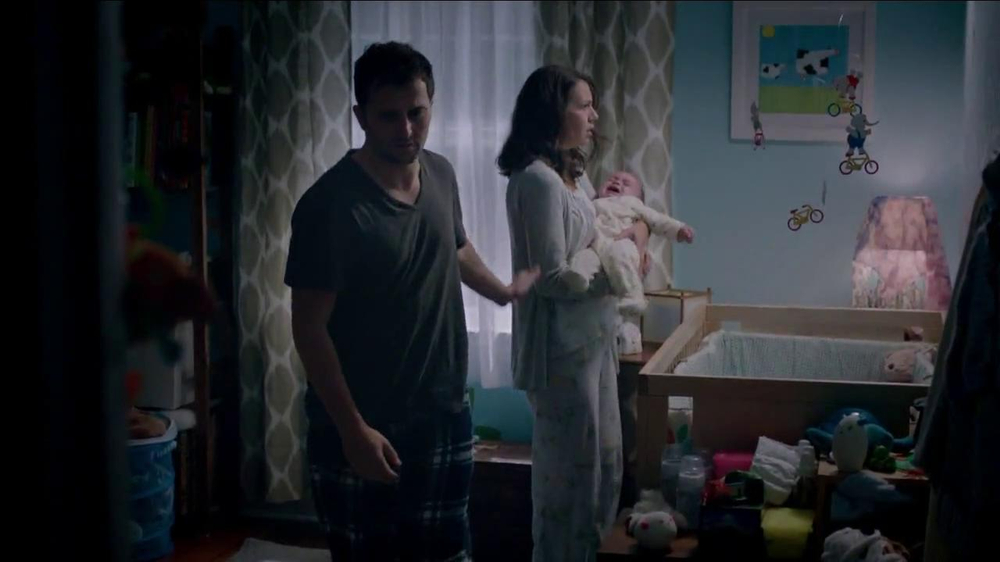 Robitussin TV Spot, 'Coughequence 8: Waking the Baby' - Screenshot 5