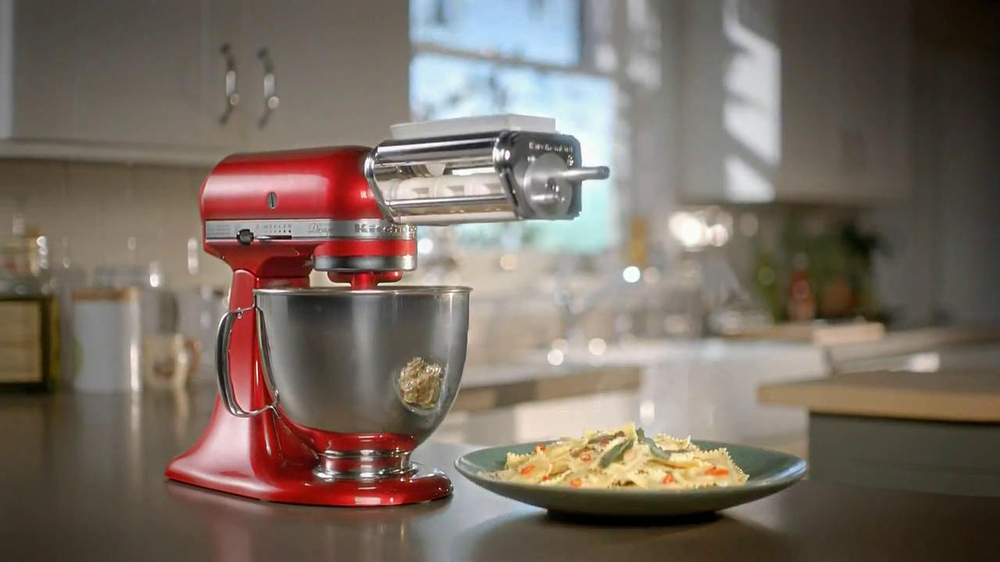 Kitchen Aid Mixer TV Spot  - Screenshot 6