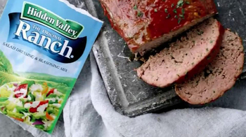 Hidden Valley Ranch TV Spot, 'Meatloaf Recipe' - Thumbnail 6