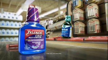 Tylenol Cold Multi-Symptom TV Spot, 'Conveyor Belt Twins'