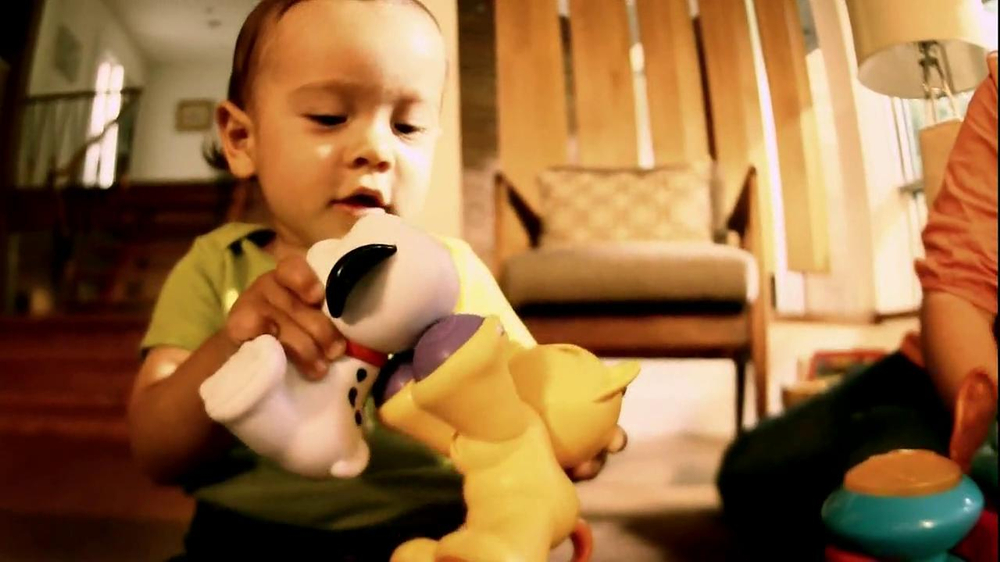 Disney Baby Sing-Along Choo-Choo TV Spot, 'Joy of Learning' - Screenshot 10