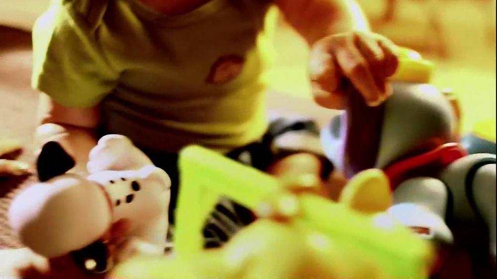 Disney Baby Sing-Along Choo-Choo TV Spot, 'Joy of Learning' - Screenshot 3