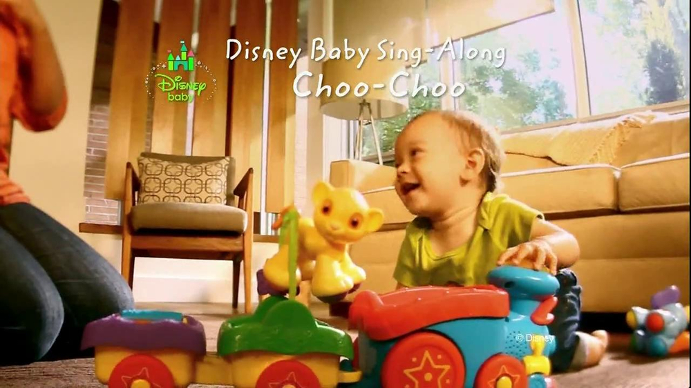 Disney Baby Sing-Along Choo-Choo TV Spot, 'Joy of Learning' - Screenshot 6