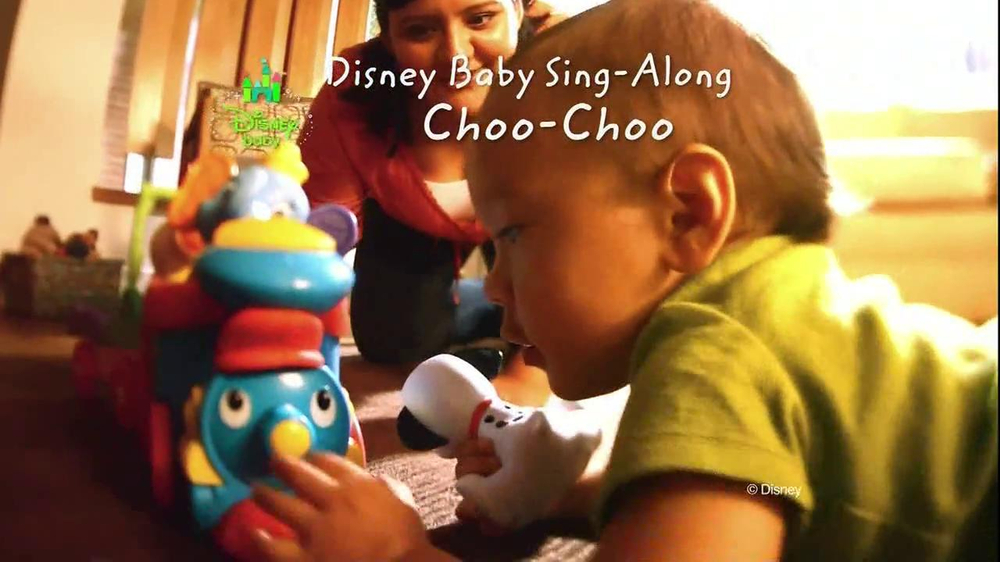 Disney Baby Sing-Along Choo-Choo TV Spot, 'Joy of Learning' - Screenshot 7