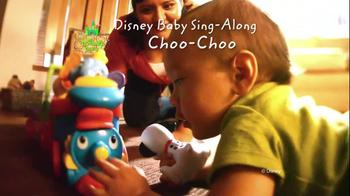 Disney Baby Sing-Along Choo-Choo TV Spot, 'Joy of Learning' - Thumbnail 7