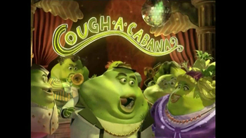 Mucinex DM TV Spot, 'Cough-A-Cabana' thumbnail