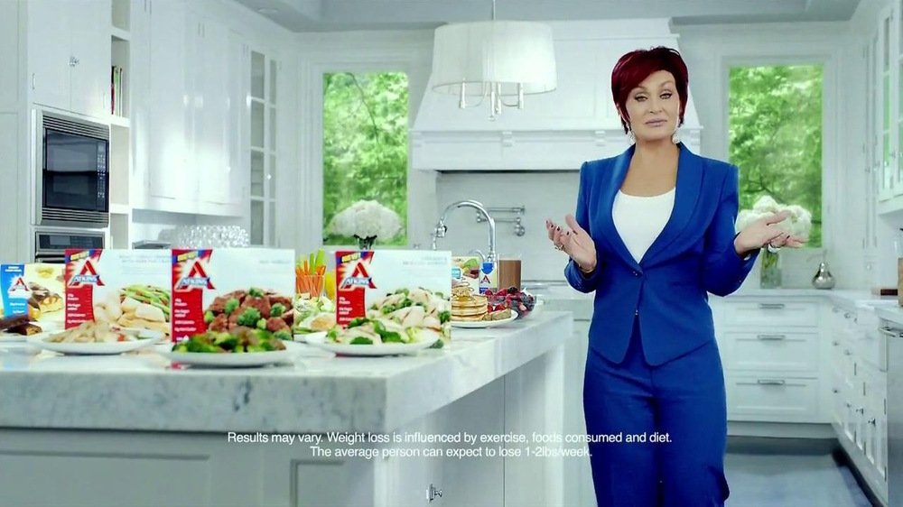 Atkins TV Spot, 'Diets' Featuring Sharon Osbourne