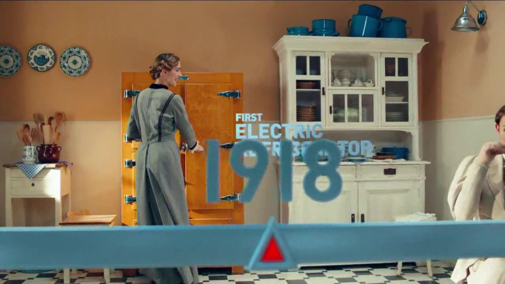 Frigidaire Flexible French-Door Refrigerator TV Spot - Screenshot 2