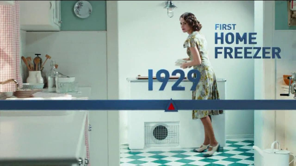 Frigidaire Flexible French-Door Refrigerator TV Spot - Screenshot 3