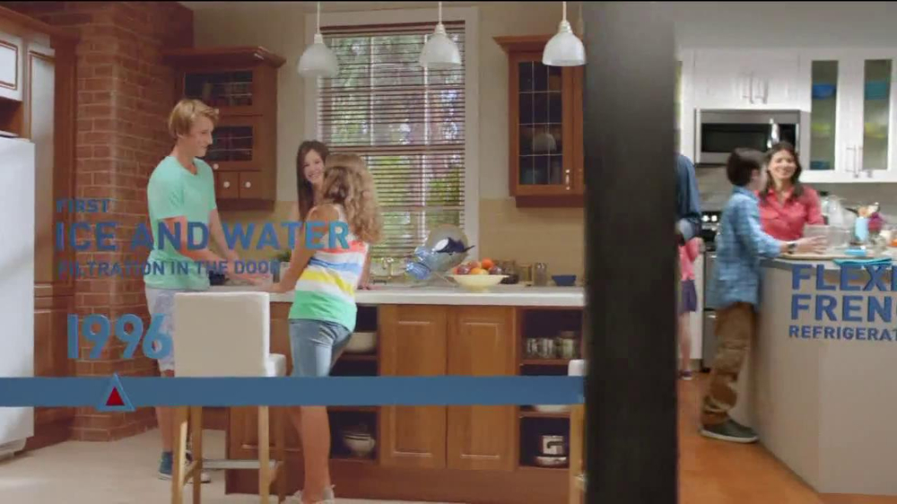 Frigidaire Flexible French-Door Refrigerator TV Spot - Screenshot 5