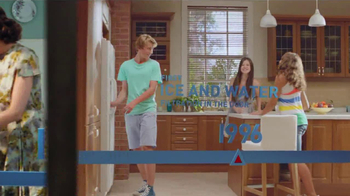 Frigidaire Flexible French-Door Refrigerator TV Spot - Thumbnail 4