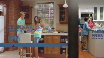 Frigidaire Flexible French-Door Refrigerator TV Spot - Thumbnail 5