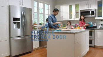 Frigidaire Flexible French-Door Refrigerator TV Spot - Thumbnail 6