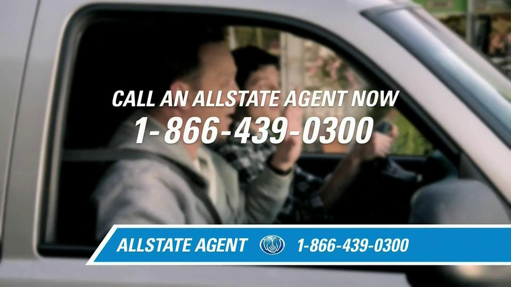 Allstate+Accident+Plans Allstate Accident Forgiveness TV Commercial ...