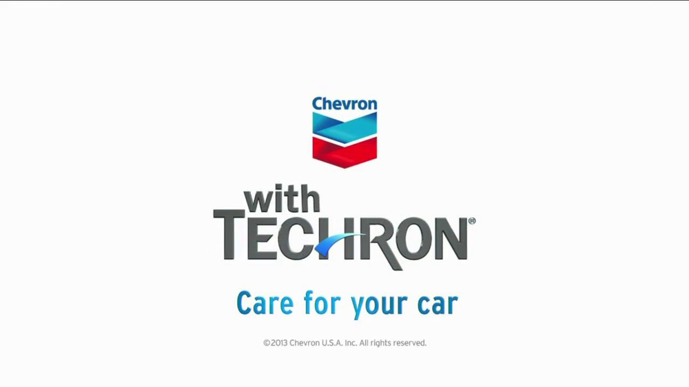 Chevron with Techron TV Spot, 'Strange Creatures' - Screenshot 9