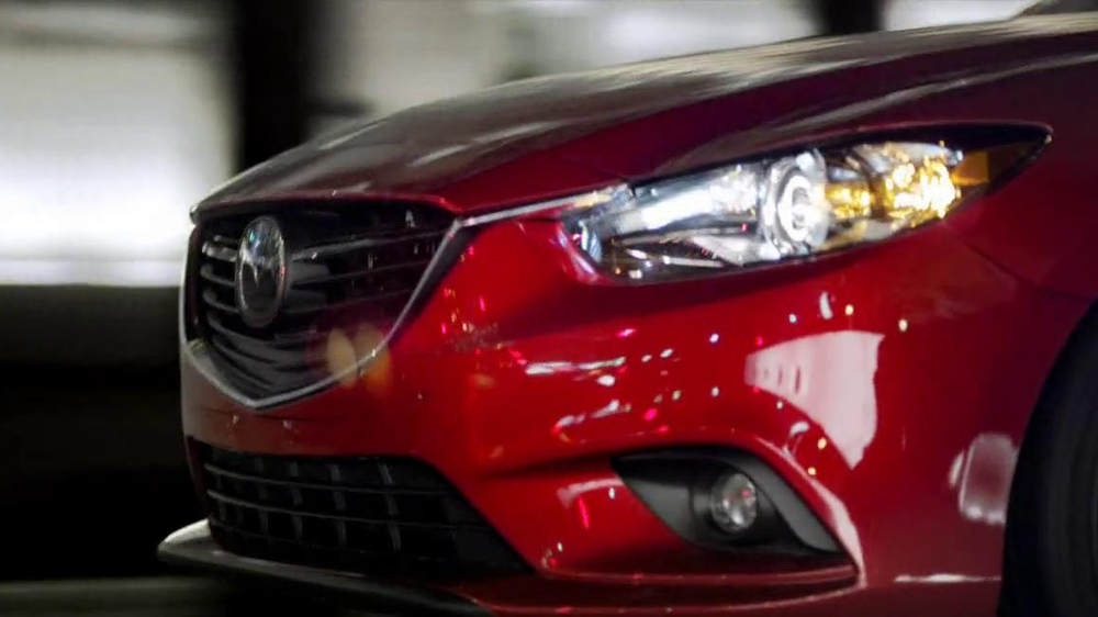 2014 Mazda6 TV Spot, 'High Jump' Song by The Who - Screenshot 5