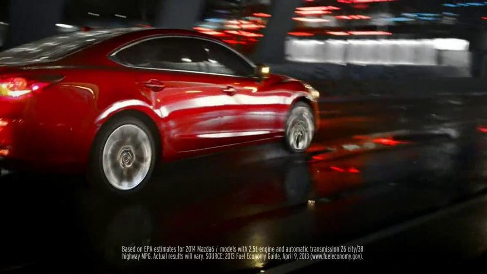 2014 Mazda6 TV Spot, 'High Jump' Song by The Who - Screenshot 6