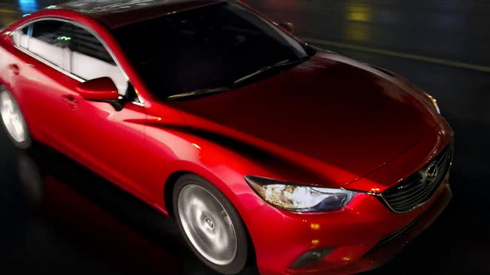2014 Mazda6 TV Spot, 'High Jump' Song by The Who - Screenshot 8