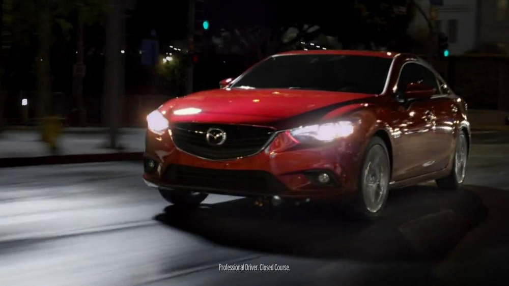 2014 Mazda6 TV Spot, 'High Jump' Song by The Who - Screenshot 9