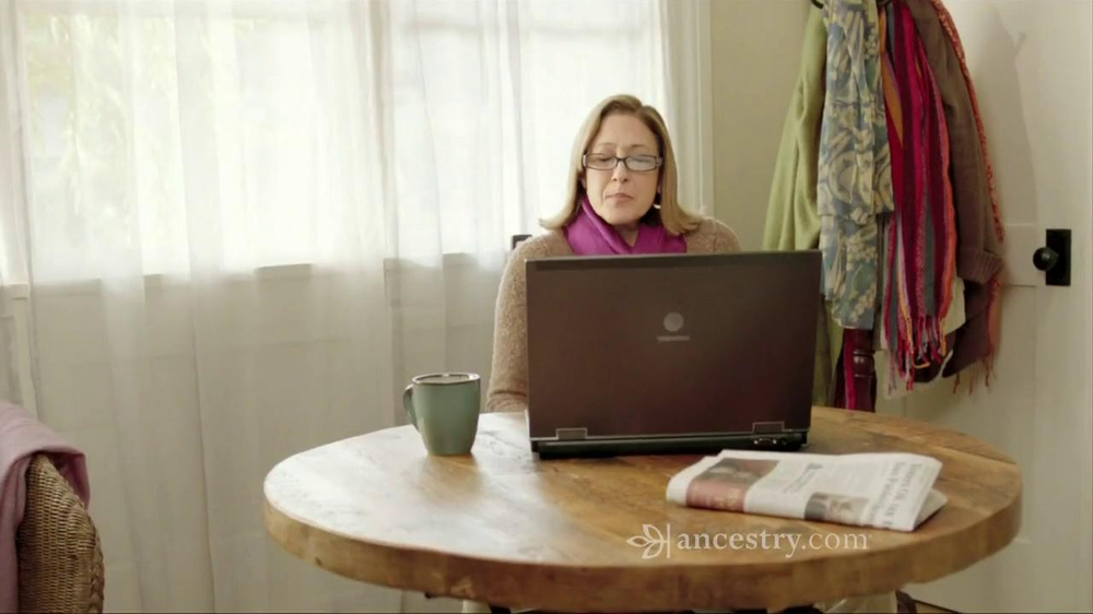 Ancestry.com TV Spot, 'My Dad' - Screenshot 1