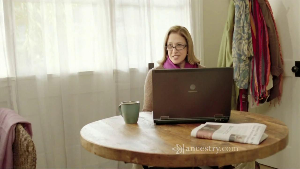 Ancestry.com TV Spot, 'My Dad' - Screenshot 3