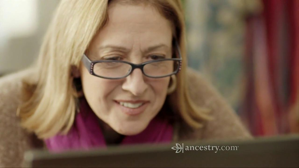 Ancestry.com TV Spot, 'My Dad' - Screenshot 9