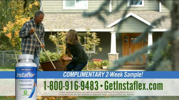 Instaflex TV Spot, 'Complimentary Sample: First 100 Callers' - Thumbnail 3