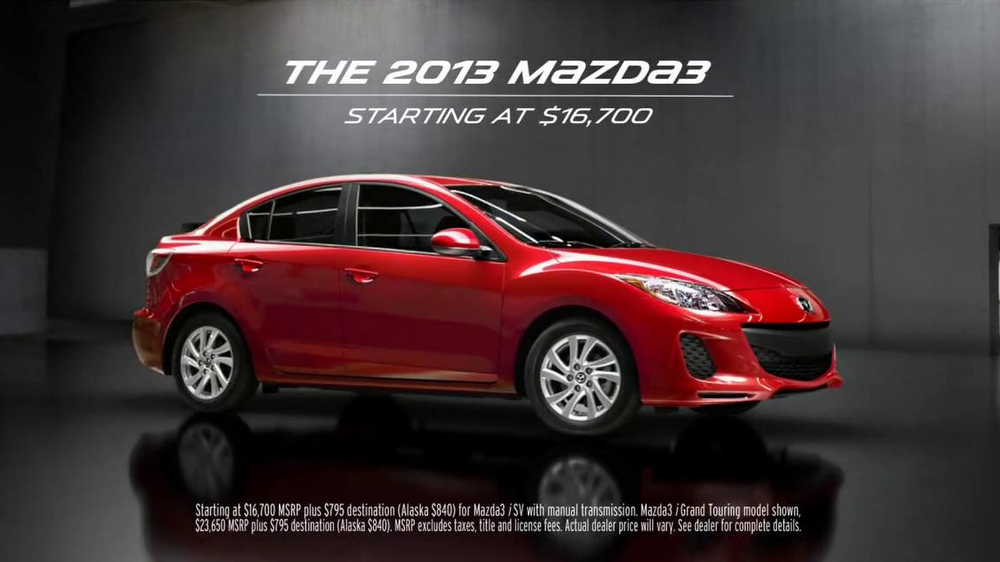 2013 Mazda3 TV Spot, 'Tow-in Surfing' Featuring Laird Hamilton - Screenshot 10
