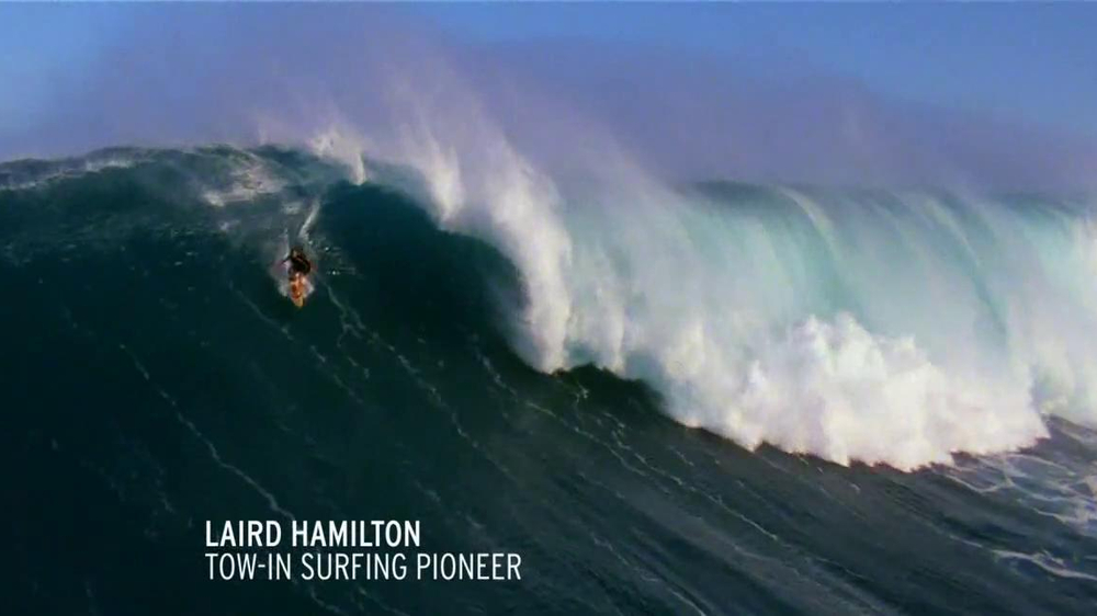 2013 Mazda3 TV Spot, 'Tow-in Surfing' Featuring Laird Hamilton - Screenshot 5