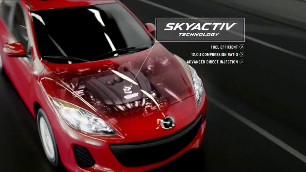 2013 Mazda3 TV Spot, 'Tow-in Surfing' Featuring Laird Hamilton - Screenshot 7