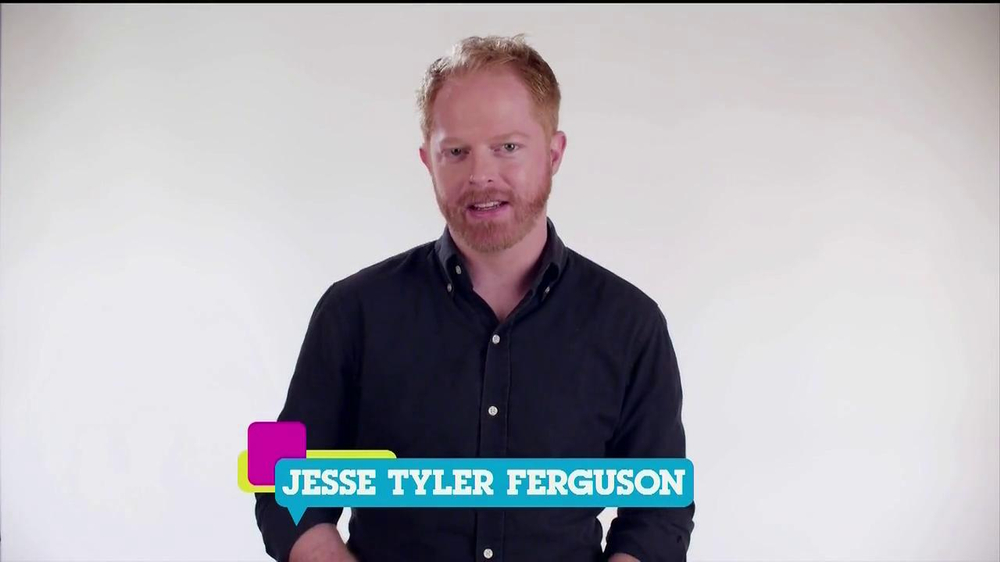 Cartoon Network TV Spot 'Stop Bullying' Featuring Jesse Tyler Ferguson - Screenshot 3