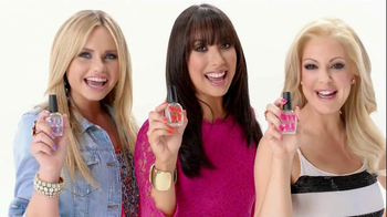 imPRESS Manicure Press-On Nails TV Spot Featuring Katie Cazorla