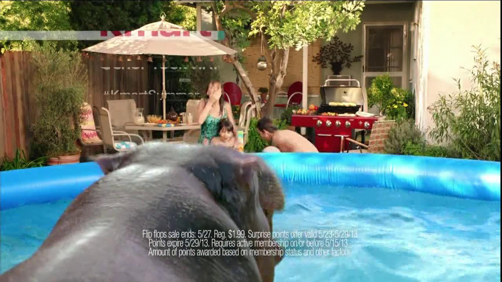 Kmart TV Spot, 'Hippo' - Screenshot 8