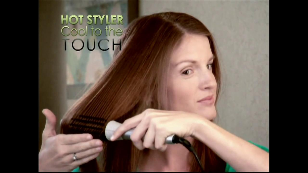 Perfecter Fusion Styler TV Spot - Screenshot 1