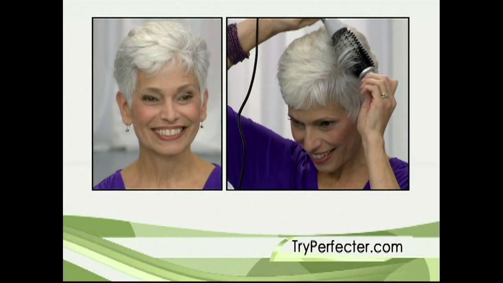Perfecter Fusion Styler TV Spot - Screenshot 5