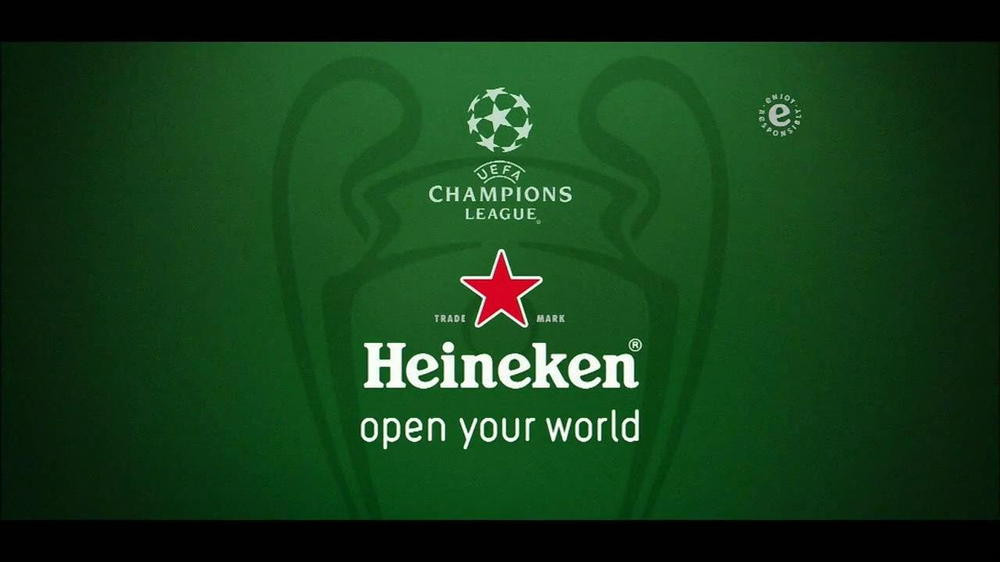 Heineken TV Spot, 'Champions League: Drums' - Screenshot 10