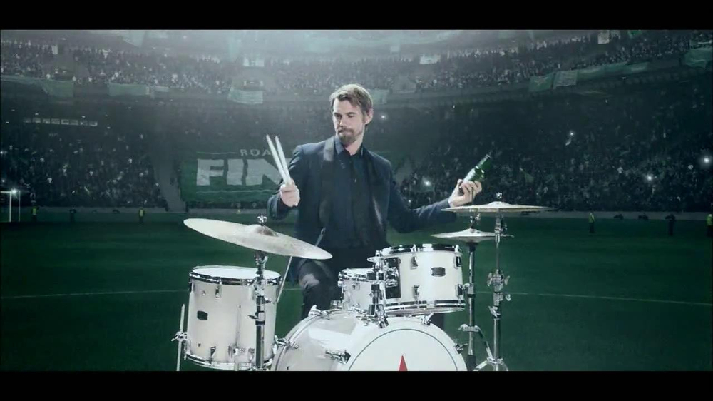 Heineken TV Spot, 'Champions League: Drums' - Screenshot 6