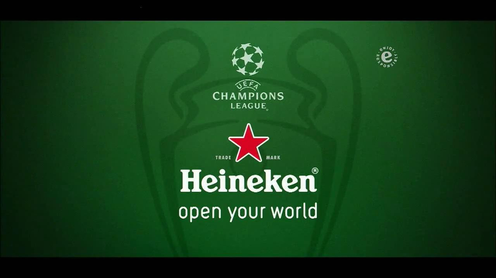 Heineken TV Spot, 'Champions League: Drums' - Screenshot 9