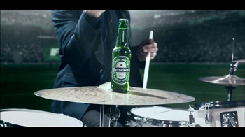 Heineken TV Spot, 'Champions League: Drums' - Thumbnail 1