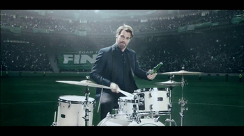 Heineken TV Spot, 'Champions League: Drums' - Thumbnail 7