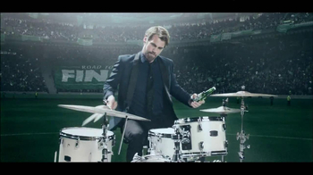 Heineken TV Spot, 'Champions League: Drums' - Thumbnail 8