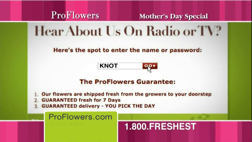 Discount coupons for proflowers