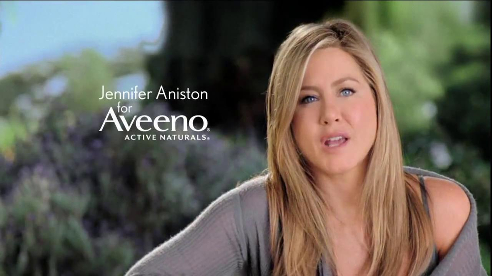 Aveeno Positively Radiant TV Spot, 'Spots' Featuring Jennifer Aniston - Screenshot 1