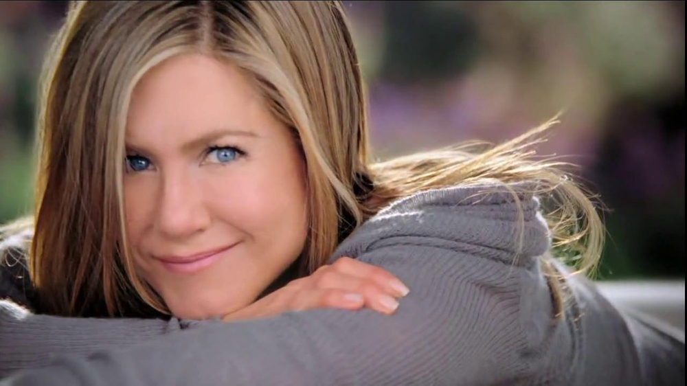 Aveeno Positively Radiant TV Spot, 'Spots' Featuring Jennifer Aniston - Screenshot 7