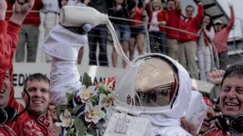 Axe Apollo TV Spot, '2012 Indy 500 Flashback' Feat Dario Franchitti thumbnail