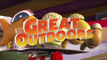 Goldfish Flavor Blasted TV Spot, 'Great Outdoors: You Choose'