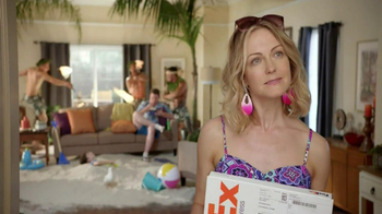 FedEx TV Spot, 'At-Home Vacation'