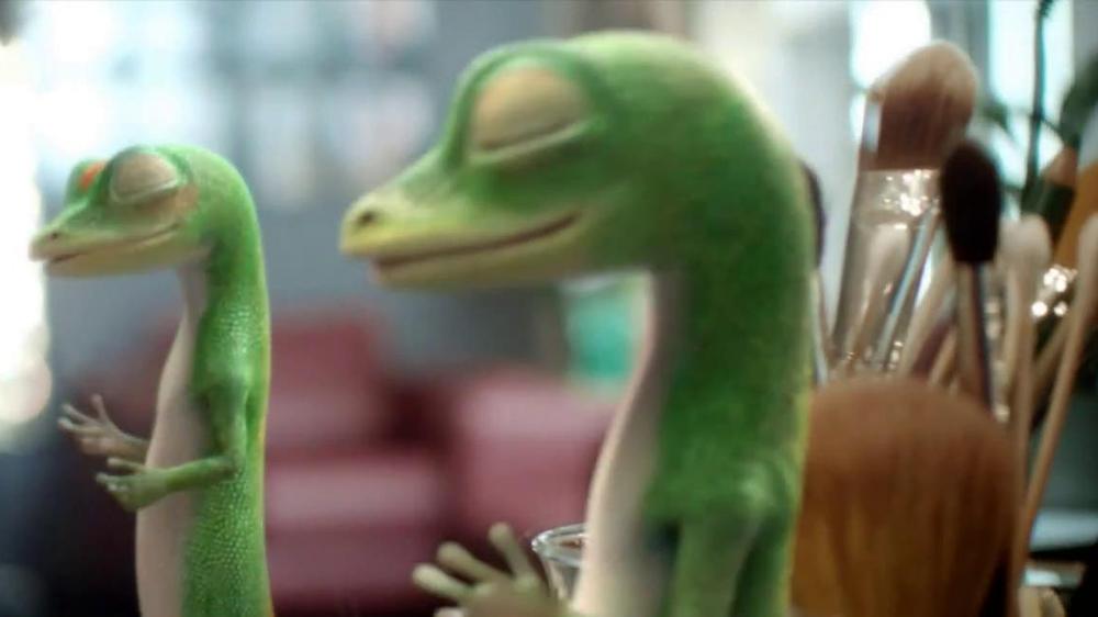 Roadside Assistance Progressive >> GEICO TV Commercial, 'Make-up' - iSpot.tv