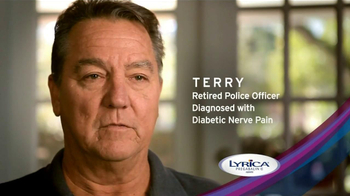 Lyrica TV Spot, 'Terry' - Thumbnail 1