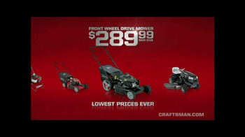 Sears Craftsman Days TV Spot, 'Start Making Now'